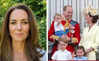 Keeping them close to her heart! How Duchess Catherine's latest outfit pays tribute to her three children