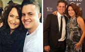 """""""I love him to death:"""" Inside the unbreakable bond between Home And Away besties Johnny Ruffo and Lynne McGranger"""
