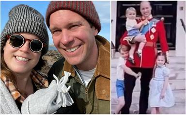 """""""You are the ultimate father"""": The royals share beautiful tributes to the dads of the family for UK Father's Day"""