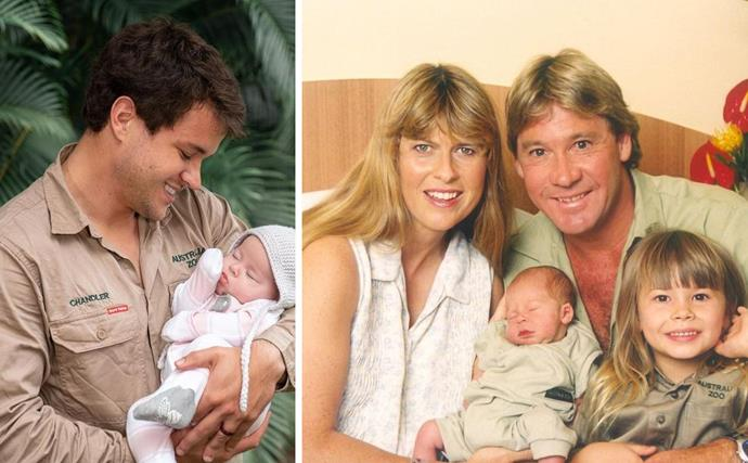 In an emotional Father's Day tribute, Bindi Irwin reveals how the three most important men in her life have inspired her