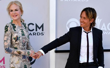 Keith Urban shares a stunning candid snap of wife Nicole Kidman in a sweet tribute on her birthday