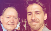Hugh Sheridan pens emotional tribute to his late dad Denis on Father's Day