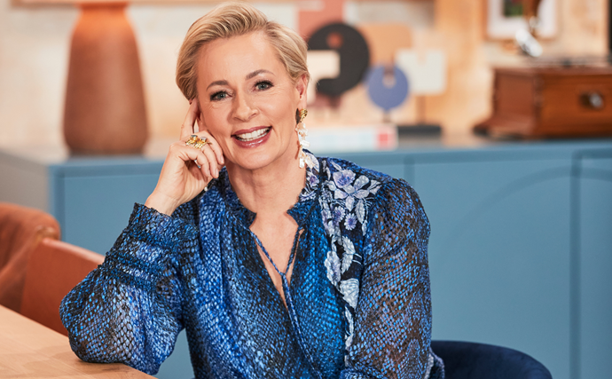 EXCLUSIVE: Approaching her 60th birthday, Amanda Keller talks self-image, kids and what's next