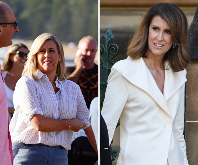 """""""He's fed up"""": Is Kochie having to step in amid Nat Barr and Sam Armytage's feud?"""