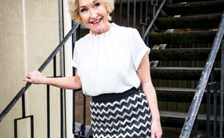 """EXCLUSIVE: """"I turned my life around"""": Fiona O'Loughlin on facing her demons"""