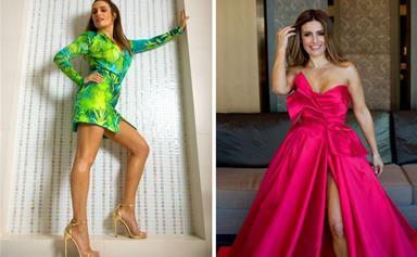 Bespoke & glamorous: Inside Ada Nicodemou's wardrobe of dresses, and where to shop them