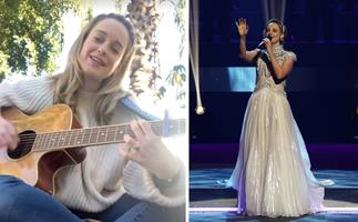 Penny McNamee wrote and performed the sweetest tribute to Sydney as lockdown takes hold