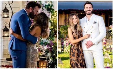 """""""I knew it was going to be us"""": The Bachelor's Irena and Locky are about to celebrate a very sweet milestone"""