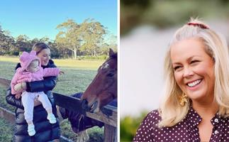 Sam Armytage reaches out to Jasmine and Karl Stefanovic for a post-lockdown country getaway