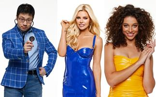 10 geeks are seeking 10 beauties on the all new season of Beauty and the Geek