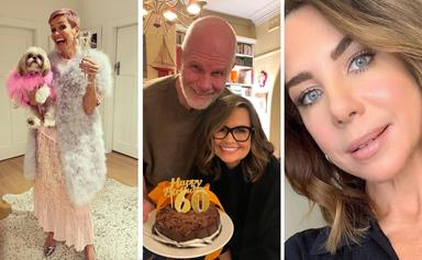 Candid confessions, lockdown birthdays and a whole lot of baking: This is how your favourite Aussie celebrities are spending lockdown