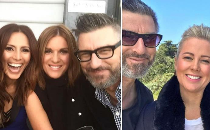 Aussie TV's biggest personalities pour out heartfelt tributes in honour of beloved friend and co-worker