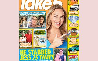 Take 5 Issue 27 Online Entry Coupon