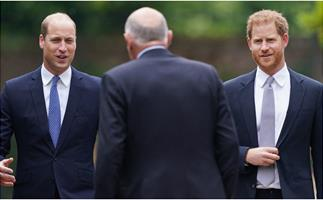 Prince Harry & Prince William weren't alone: These are the special guests who showed their support for the brothers at Diana's statue unveiling