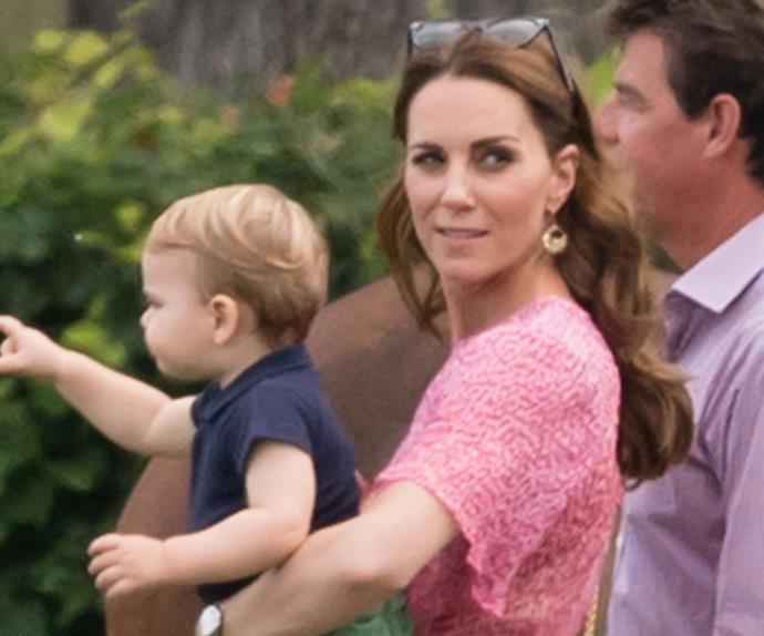 Prince Louis, Kate Middleton
