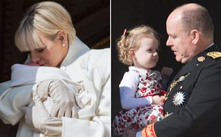 Princess Charlene, Prince Albert of Monaco