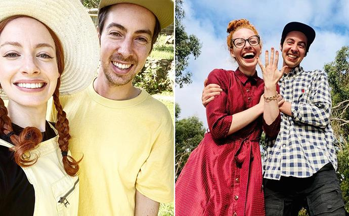 """""""He's very opposite to me"""": Inside Emma Watkins and fiancée Oliver Brian's Wiggly romance"""