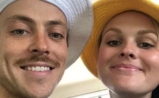 """""""Couldn't imagine doing this crazy life without you"""": Home & Away's Patrick O'Connor pours out the love for his girlfriend Sophie Dillman on a special day"""