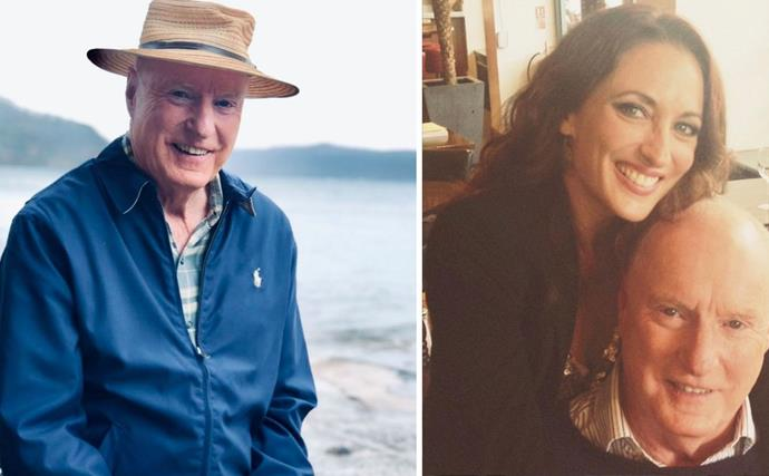 Ray Meagher's Home and Away co-stars flooded the TV veteran with loving messages for his milestone birthday