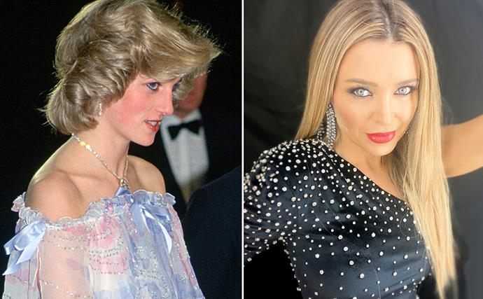 """""""She was very nervous"""": Dannii Minogue's heartbreaking encounter with Princess Diana"""