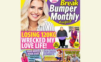 Lucky Break Bumper Monthly August Issue Online Entry