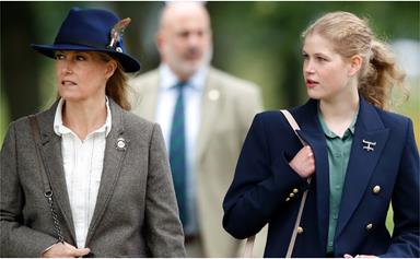 How Lady Louise Spencer is growing up to be just like her royal mother (with a flair for style!)