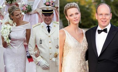 """""""I'll stand by you in good times or bad"""": Inside Prince Albert and Princess Charlene's rollercoaster royal marriage"""