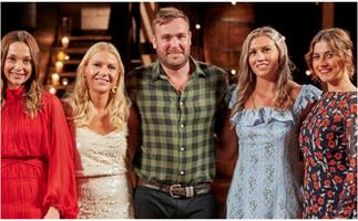Farmer Wants A Wife's Andrew has admitted he finds love on the show, and we've already seen the proof