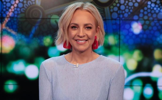 The Project's Carrie Bickmore gets candid about her relatable school holiday woes