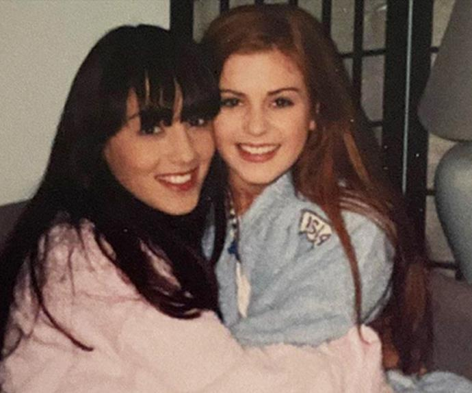 Home & Away's Laura Vazquez stuns fans with an incredible throwback featuring Isla Fisher
