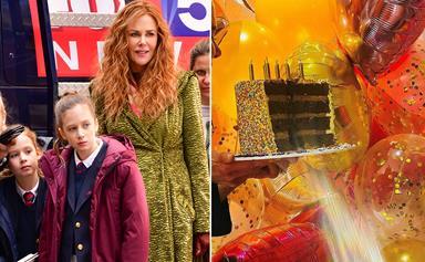 ''We love you so much!'' Nicole Kidman celebrates her daughter Sunday's milestone birthday in epic style