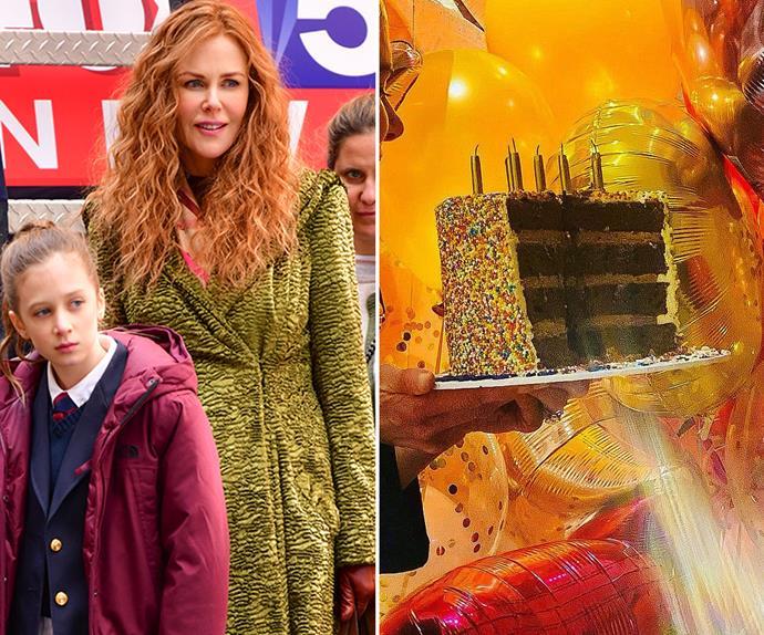 Nicole Kidman daughters