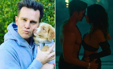 David Campbell's blind reaction to Netflix's Sex/Life is secretly all of us... And his hilarious response is almost more exciting than the steamy show