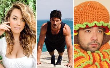 Gym photos, workout gear and... crochet? These are the Instagram profiles of Australian Survivor's 2021 cast