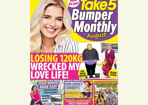 Take 5 Bumper Monthly August Issue Online Entry