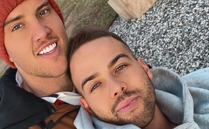 """Liam Cooper debuts his new relationship with an unlikely fellow MAFS star: """"Life works in mysterious ways"""""""
