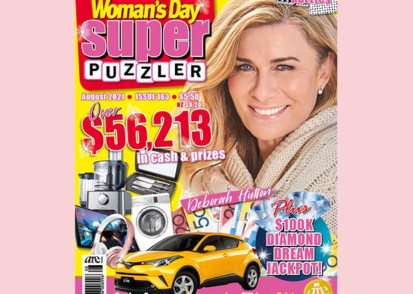 Woman's Day Superpuzzler Issue 163 Online Entry