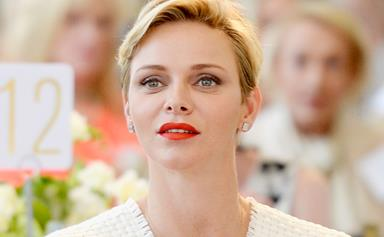 Princess Charlene's shock collapse: Inside the illness that kept her separated from her children for months