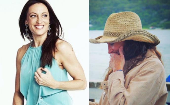 Home and Away's Georgie Parker shares an epic throwback that will pull on the nostalgia heartstrings