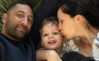 Benji Marshall's wife Zoe shares an emotional COVID-19 confession weeks after giving birth to baby daughter Ever