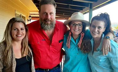 """""""Rob was struggling"""": The truth behind Farmer Wants A Wife's shock triple exit revealed by one of Farmer Rob's ladies"""