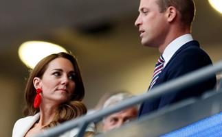 Duchess Catherine's mysterious handbag swap at the Euros this week just gave us a golden insight into her life