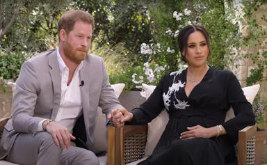Prince Harry and Meghan Markle's divisive Oprah interview receives shock Emmy Award nomination