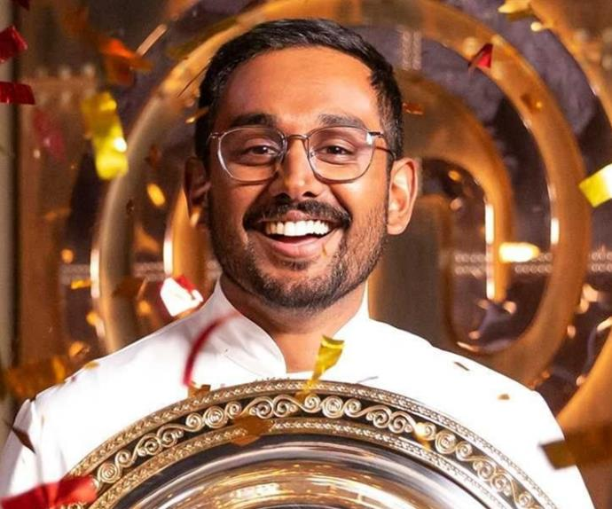 EXCLUSIVE: MasterChef winner Justin Narayan almost left the entire competition after a family tragedy, here's why he stayed