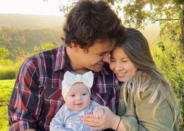 Bindi Irwin pregnant again