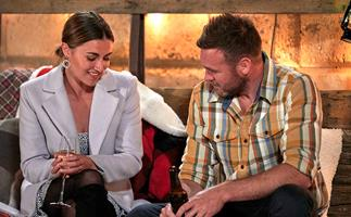 """EXCLUSIVE: """"It's a kick in the guts"""" - Jess' heartache after confessing she's in love with Andrew on Farmer Wants A Wife"""