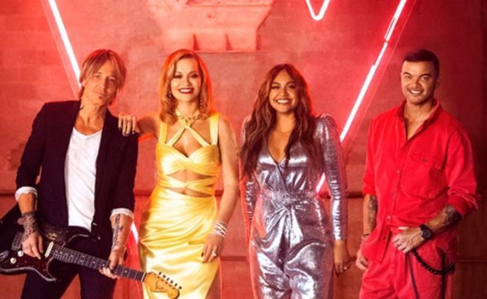 Coaches Keith Urban, Rita Ora, Jessica Mauboy and Guy Sebastian will be back for *The Voice* 2022.