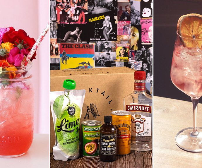 Virtual happy hour here we come: The top DIY cocktails to make at home in lockdown