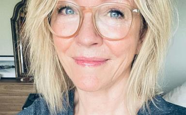 Rebecca Gibney teases a drastic hair makeover, but the talented star is keeping mum about which look she is actually donning