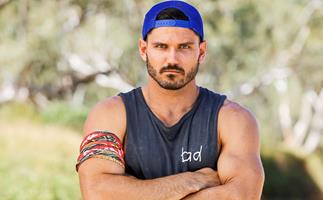 EXCLUSIVE: Simon reveals why he doesn't care what people think of him on Survivor
